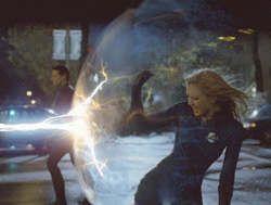 Fantastic Four Movie Still