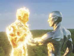 Fantastic Four: Rise Of The Silver Surfer Movie Review