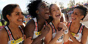 Fast Girls Movie Still