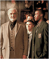 Finding Forrester Movie Still
