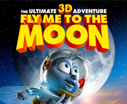 Fly Me to the Moon Movie Review