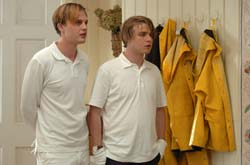 Funny Games (2008) Movie Review