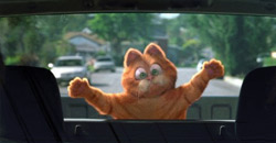 Garfield: The Movie Movie Review
