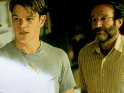 Good Will Hunting Movie Still