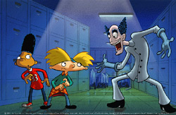 Hey Arnold! The Movie Movie Still
