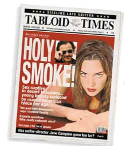 Holy Smoke Movie Review