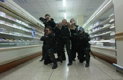 Hot Fuzz Movie Still