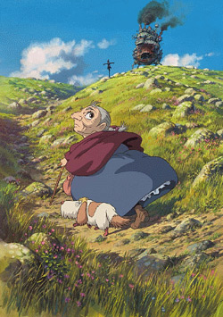 Howl's Moving Castle Movie Still