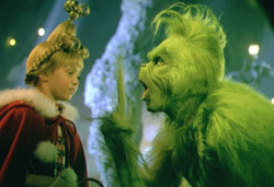 How the Grinch Stole Christmas Movie Still
