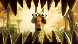 Ice Age: Dawn of the Dinosaurs Movie Still