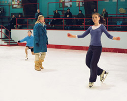 Ice Princess Movie Still