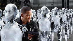 I, Robot Movie Still