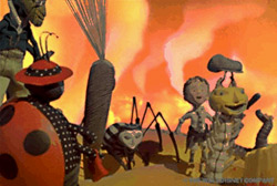James and the Giant Peach Movie Review