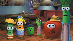 Jonah: A VeggieTales Movie Movie Review