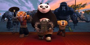 Kung Fu Panda 2 Movie Still
