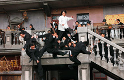 Kung Fu Hustle Movie Review