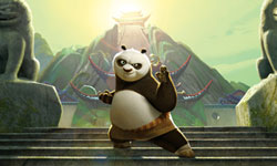 Kung Fu Panda Movie Still