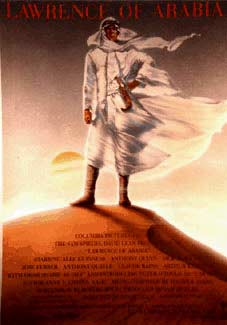 Lawrence of Arabia Movie Review