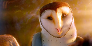 Legend of the Guardians: The Owls of Ga'Hoole Movie Review