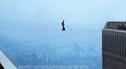 Man on Wire Movie Still