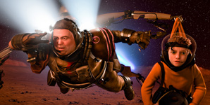 Mars Needs Moms Movie Review