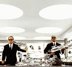 Men in Black II Movie Still