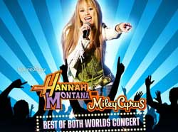 Hannah Montana/Miley Cyrus: Best of Both Worlds Concert Tour Movie Review