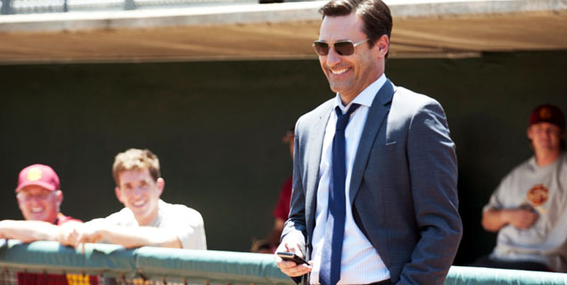 Million Dollar Arm Movie Still