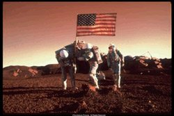 Mission to Mars Movie Review