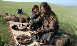 Mongol Movie Still
