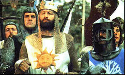 Monty Python and the Holy Grail Movie Still