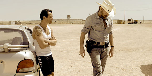 Mystery Road Movie Still