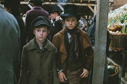 Oliver Twist Movie Review