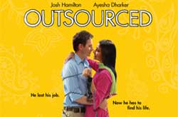 Outsourced Movie Still