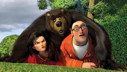 Over the Hedge Movie Review