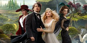 Oz the Great and Powerful Movie Still