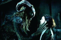 Pan's Labyrinth Movie Review