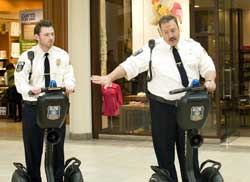 Paul Blart: Mall Cop Movie Review