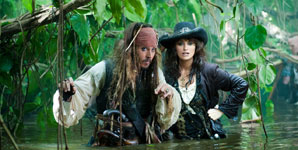 Pirates of the Caribbean: On Stranger Tides Movie Still