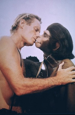 Planet of the Apes (1968) Movie Still