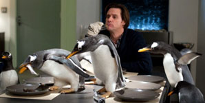 Mr. Popper's Penguins Movie Still