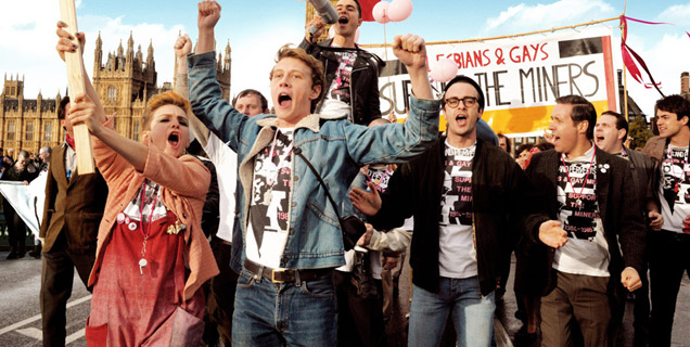 Pride Movie Still