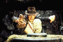 Raiders of the Lost Ark Movie Still