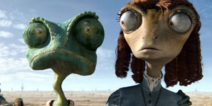 Rango Movie Still