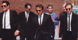 Reservoir Dogs Movie Still