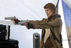 Resident Evil: Extinction Movie Review