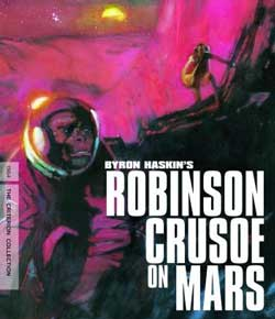 Robinson Crusoe on Mars Movie Review