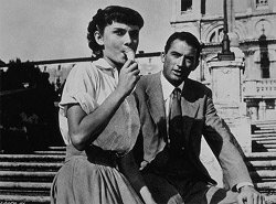 Roman Holiday Movie Still