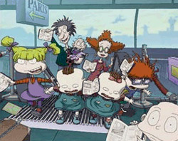 Rugrats in Paris: The Movie Movie Review