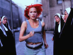 Run Lola Run Movie Still